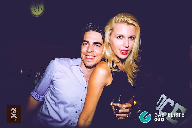 Partyfoto #58 Felix Berlin vom 05.09.2016
