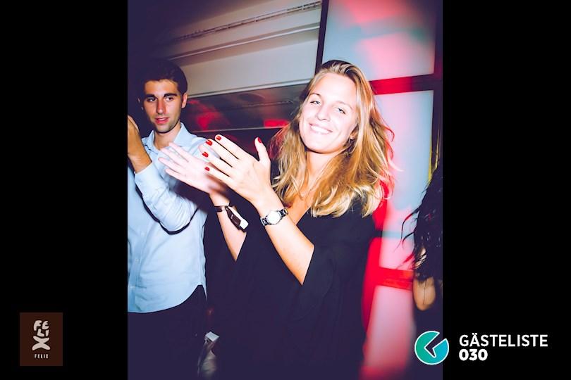 Partyfoto #41 Felix Berlin vom 05.09.2016