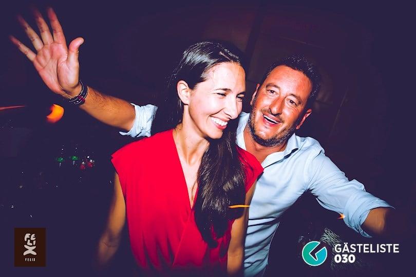 Partyfoto #2 Felix Berlin vom 05.09.2016