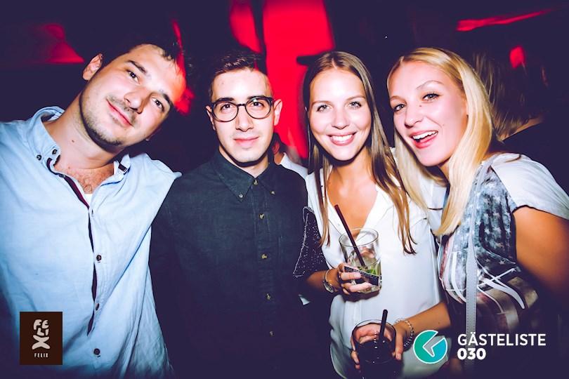Partyfoto #95 Felix Berlin vom 05.09.2016