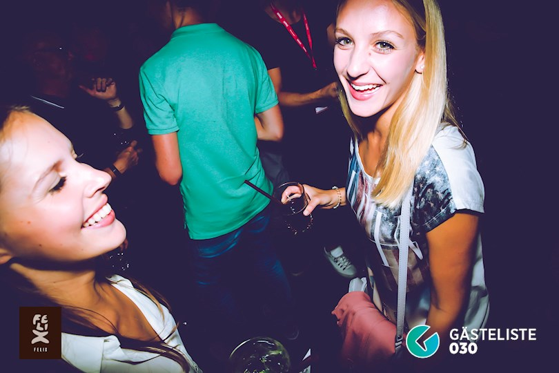 Partyfoto #110 Felix Berlin vom 05.09.2016