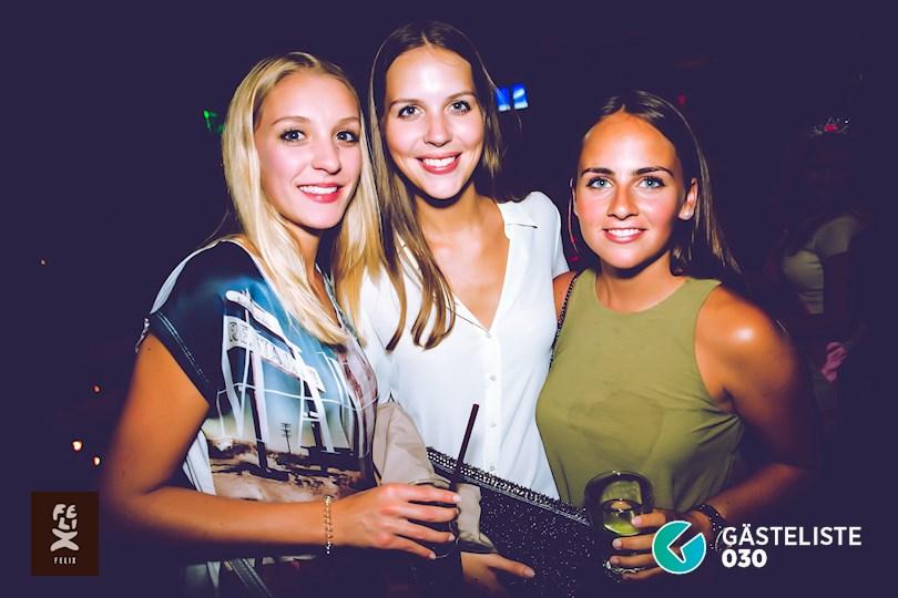 Partyfoto #9 Felix Berlin vom 05.09.2016