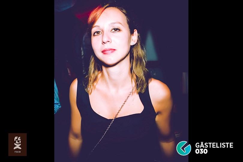 Partyfoto #124 Felix Berlin vom 05.09.2016