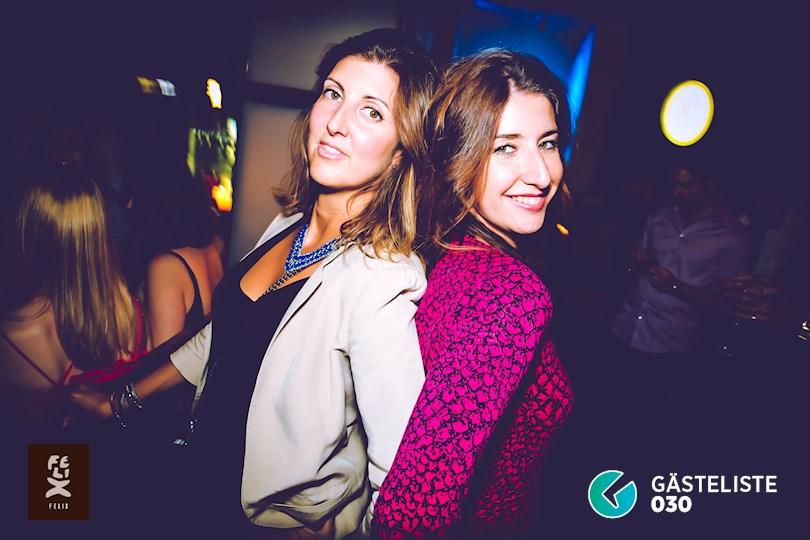 Partyfoto #12 Felix Berlin vom 05.09.2016
