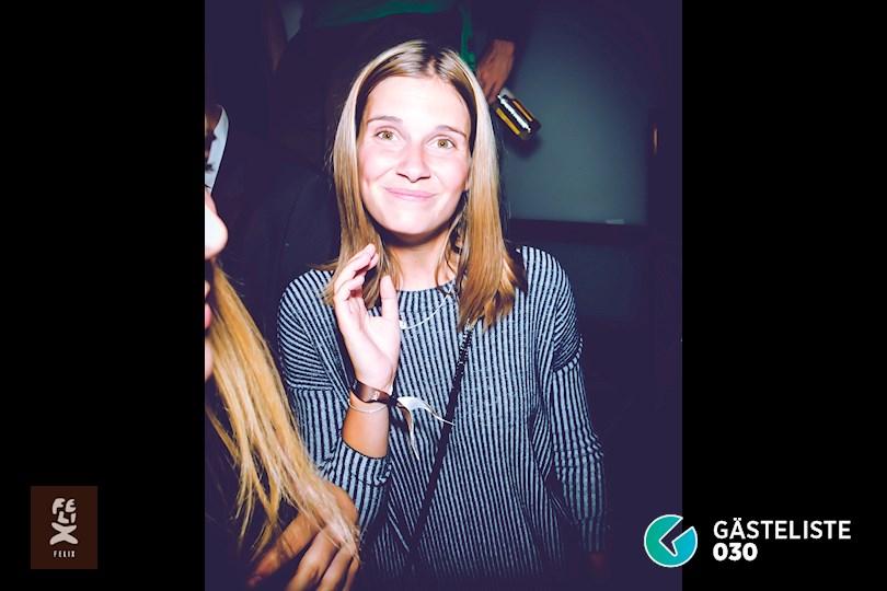 Partyfoto #33 Felix Berlin vom 05.09.2016