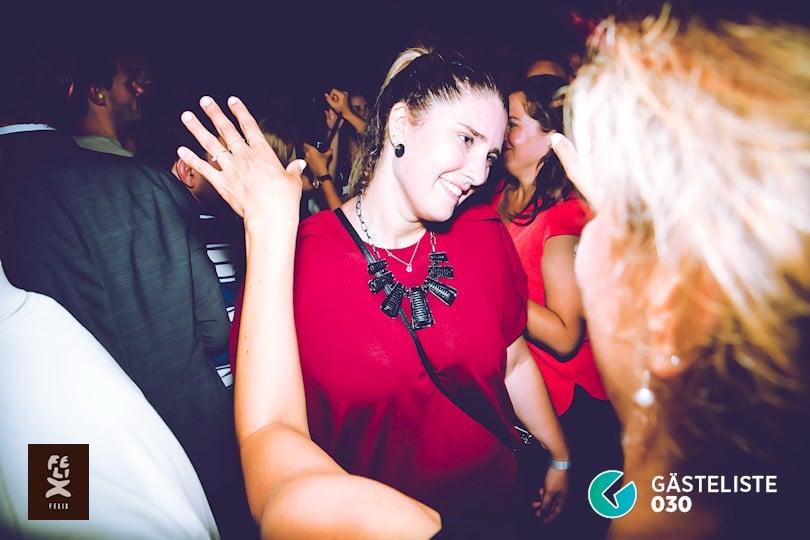 Partyfoto #13 Felix Berlin vom 05.09.2016