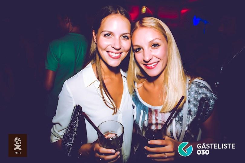 Partyfoto #85 Felix Berlin vom 05.09.2016