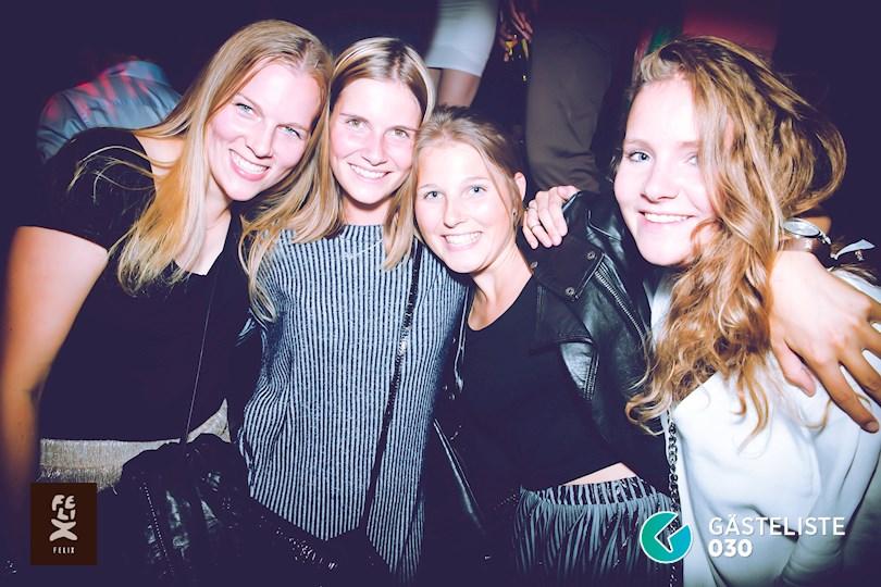 Partyfoto #5 Felix Berlin vom 05.09.2016