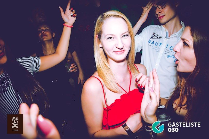 Partyfoto #60 Felix Berlin vom 05.09.2016