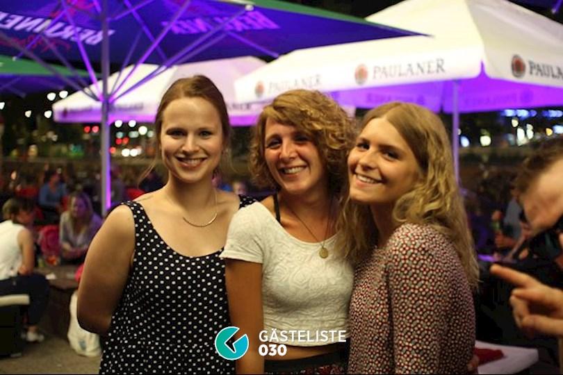 Partyfoto #4 Knutschfleck Berlin vom 03.09.2016