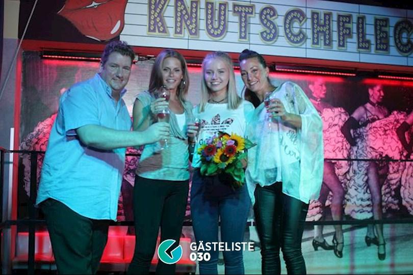 Partyfoto #10 Knutschfleck Berlin vom 03.09.2016