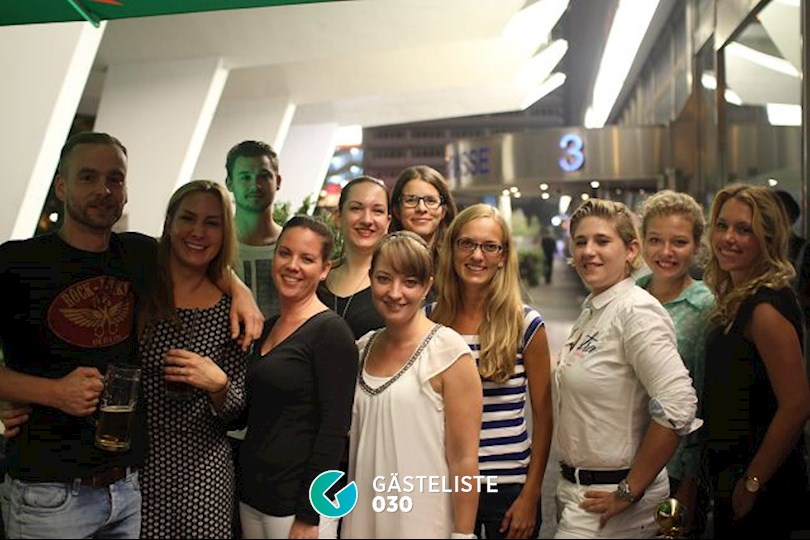 Partyfoto #35 Knutschfleck Berlin vom 03.09.2016