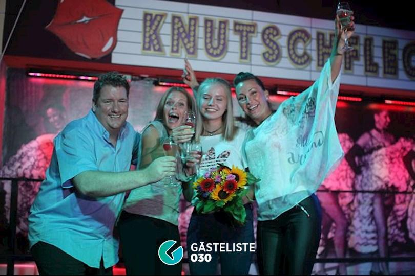 Partyfoto #11 Knutschfleck Berlin vom 03.09.2016