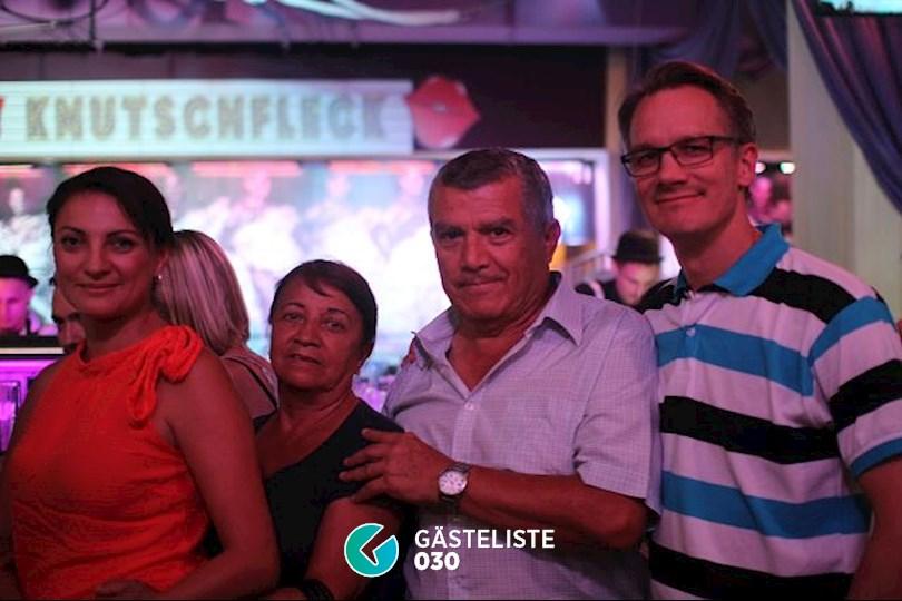 Partyfoto #2 Knutschfleck Berlin vom 03.09.2016
