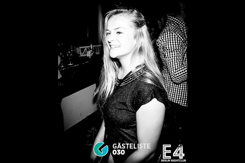 https://www.gaesteliste030.de/Partyfoto #66 E4 Berlin vom 09.09.2016