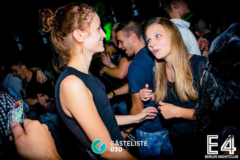 https://www.gaesteliste030.de/Partyfoto #63 E4 Berlin vom 09.09.2016