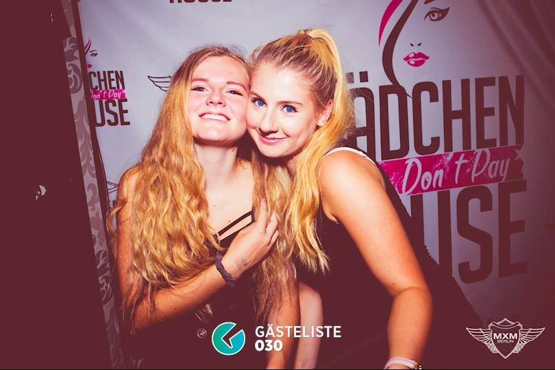 Partyfoto #19 Maxxim Berlin vom 31.08.2016