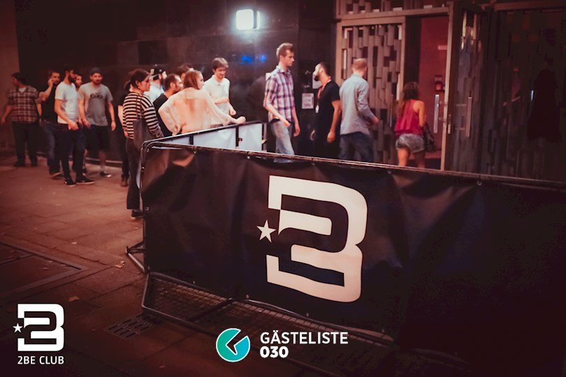 Partyfoto #83 2BE Berlin vom 02.09.2016