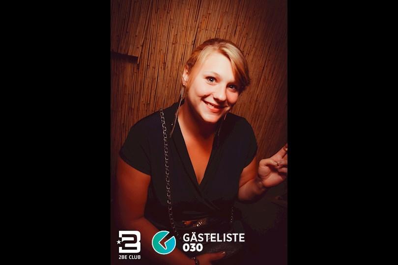 Partyfoto #84 2BE Berlin vom 02.09.2016