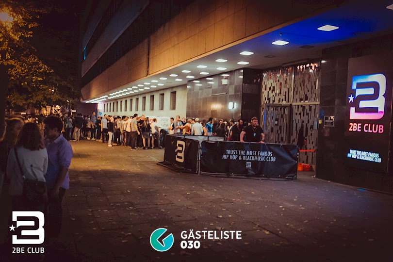 Partyfoto #23 2BE Berlin vom 03.09.2016
