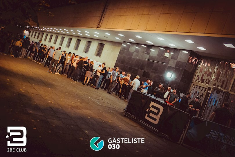 Partyfoto #83 2BE Berlin vom 03.09.2016