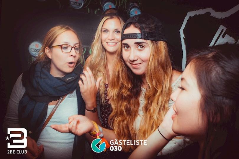 Partyfoto #82 2BE Berlin vom 03.09.2016