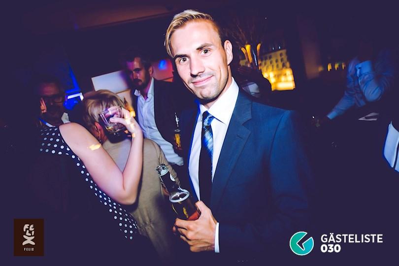 Partyfoto #8 Felix Berlin vom 08.09.2016