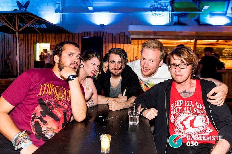 Partyfoto #5 Nuke Berlin vom 10.09.2016