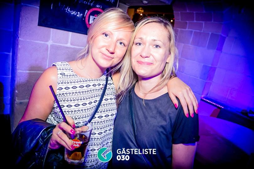 https://www.gaesteliste030.de/Partyfoto #80 Wildhouse Berlin Berlin vom 17.09.2016