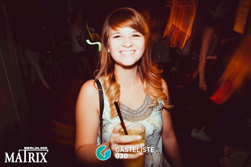 Partyfoto #30 Matrix Berlin vom 31.08.2016