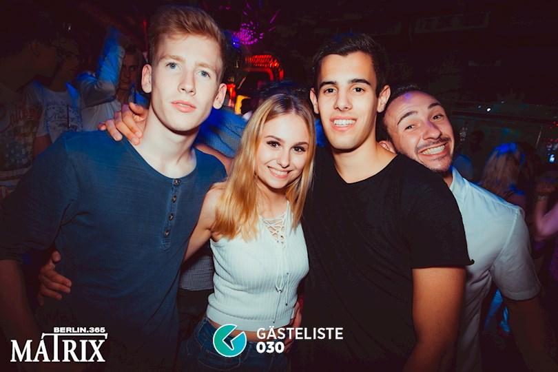 Partyfoto #112 Matrix Berlin vom 31.08.2016