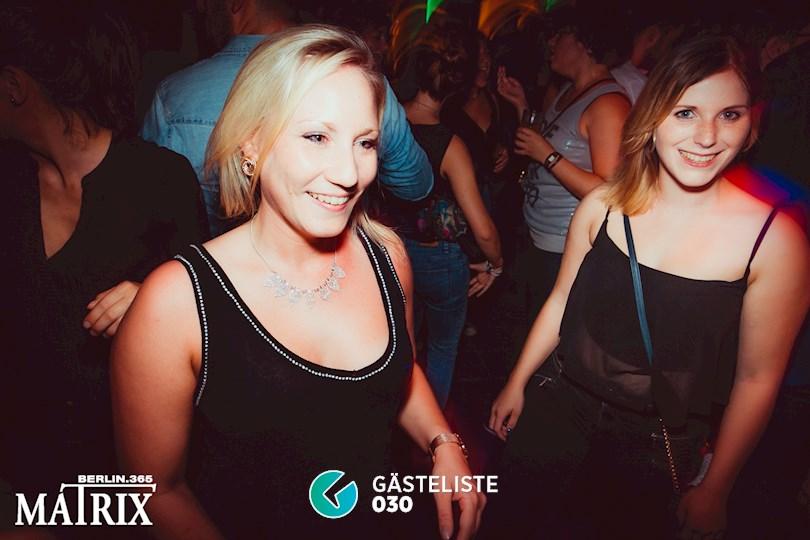 Partyfoto #65 Matrix Berlin vom 31.08.2016
