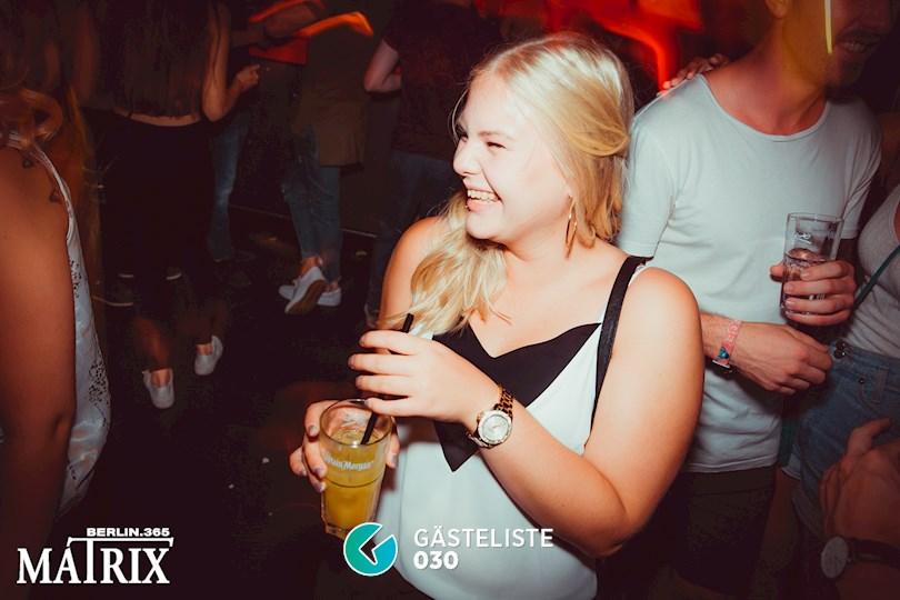 Partyfoto #87 Matrix Berlin vom 31.08.2016