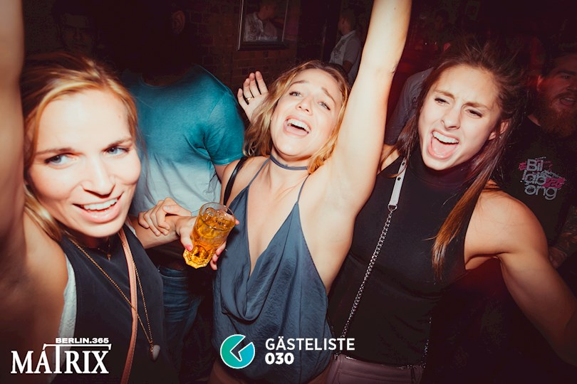 Partyfoto #5 Matrix Berlin vom 31.08.2016