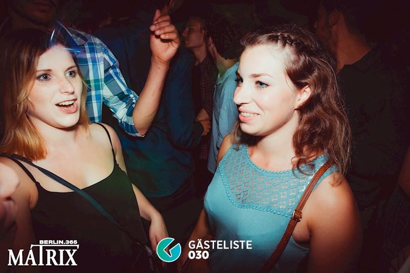 Partyfoto #104 Matrix Berlin vom 31.08.2016