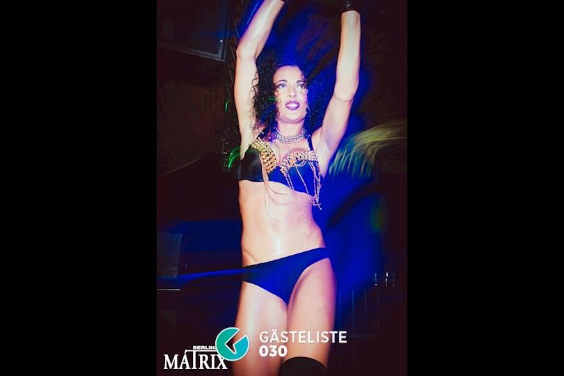 Partyfoto #35 Matrix Berlin vom 31.08.2016