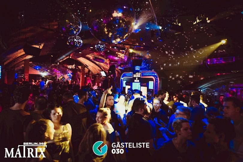 Partyfoto #89 Matrix Berlin vom 31.08.2016
