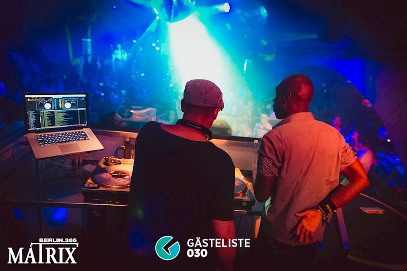 Partyfoto #77 Matrix Berlin vom 31.08.2016
