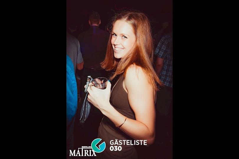Partyfoto #86 Matrix Berlin vom 31.08.2016