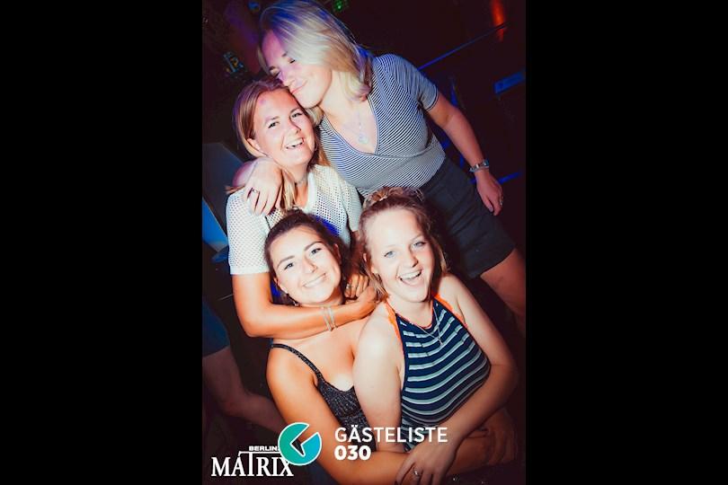Partyfoto #26 Matrix Berlin vom 31.08.2016