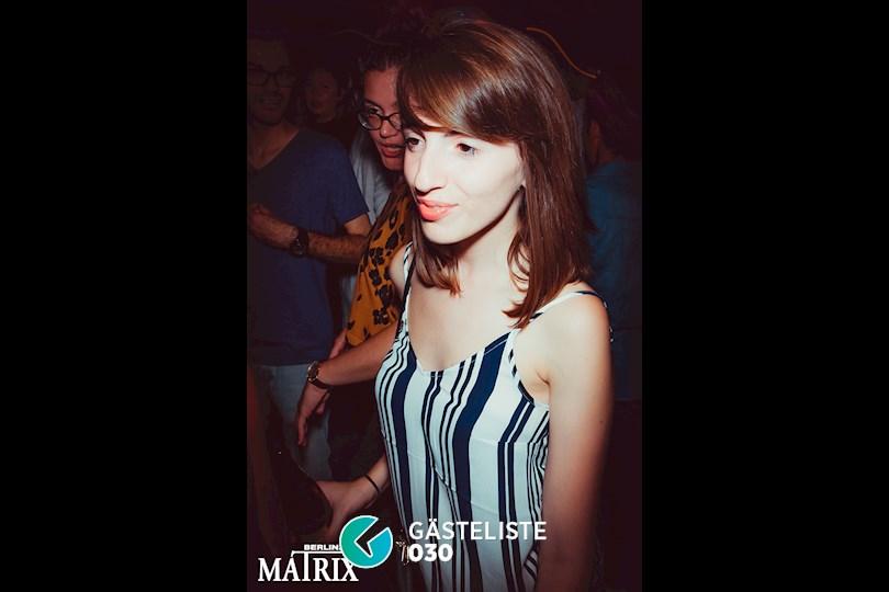 Partyfoto #80 Matrix Berlin vom 31.08.2016