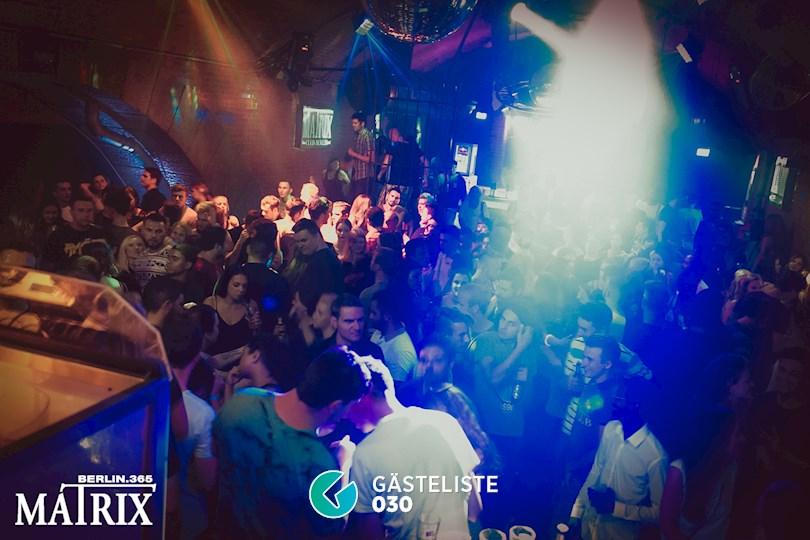 Partyfoto #47 Matrix Berlin vom 31.08.2016