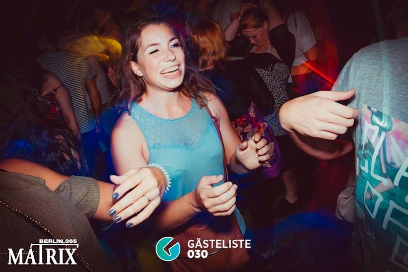 Partyfoto #59 Matrix Berlin vom 31.08.2016