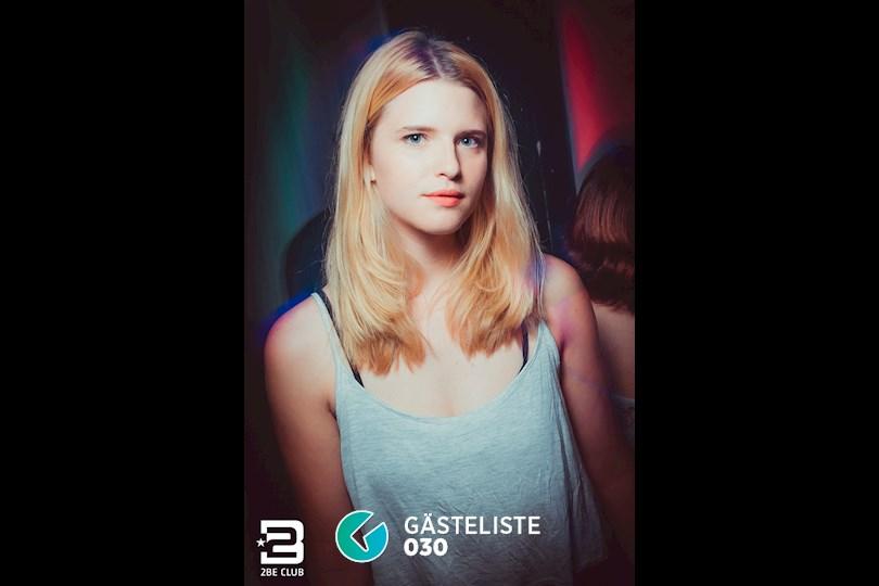 https://www.gaesteliste030.de/Partyfoto #20 2BE Berlin vom 23.09.2016