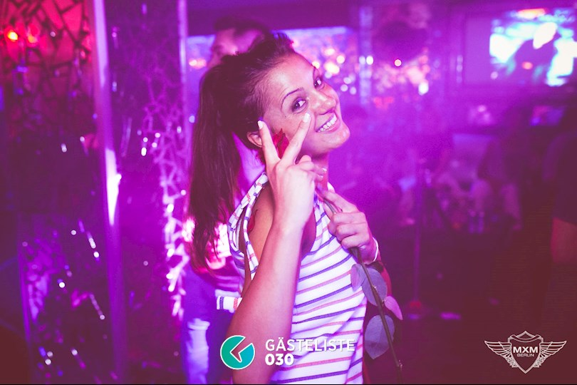 Partyfoto #84 Maxxim Berlin vom 03.09.2016