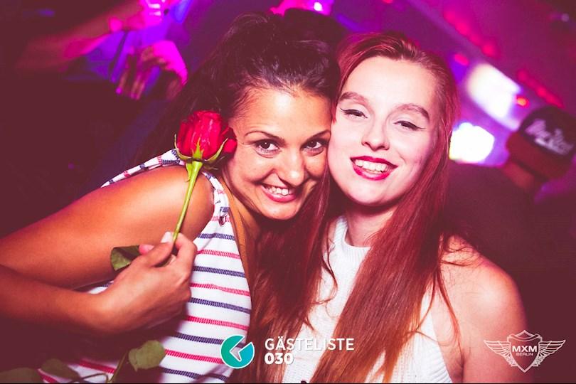 Partyfoto #8 Maxxim Berlin vom 03.09.2016