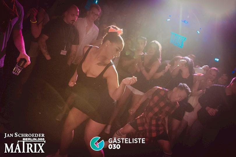 Partyfoto #41 Matrix Berlin vom 03.09.2016