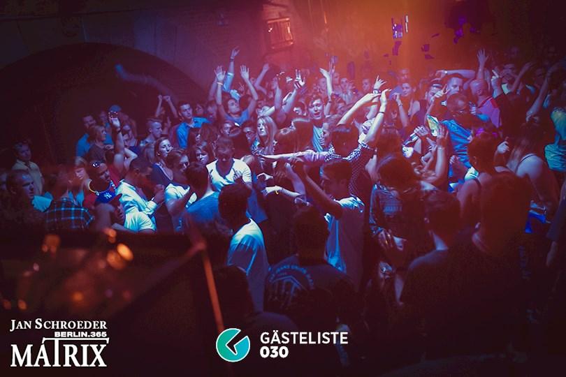 Partyfoto #39 Matrix Berlin vom 03.09.2016