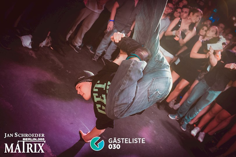 Partyfoto #4 Matrix Berlin vom 03.09.2016