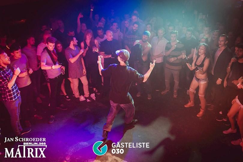 Partyfoto #113 Matrix Berlin vom 03.09.2016